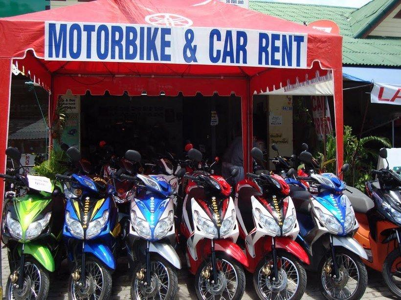 Аренда мотоциклов: преимущества и тонкости процесса, фото
