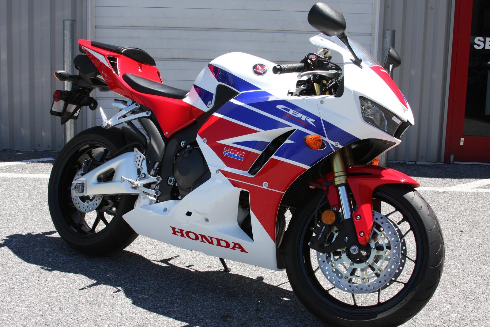 Honda CBR 600, фото