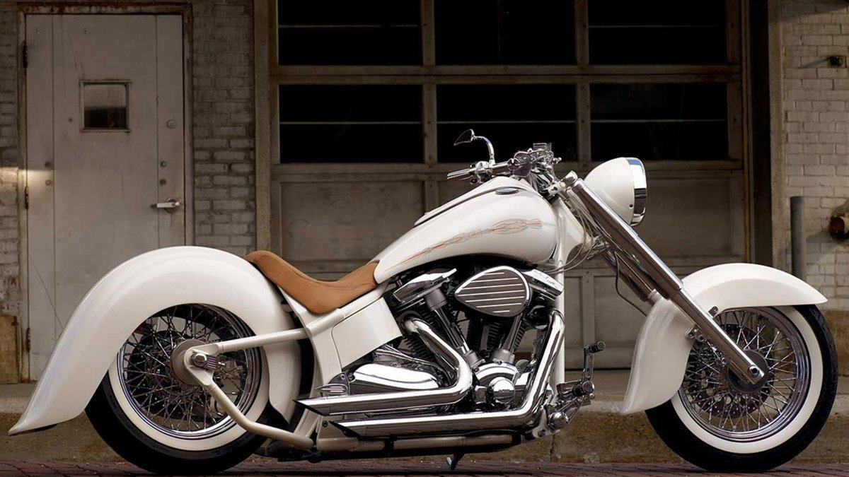 Yamaha чоппер, фото