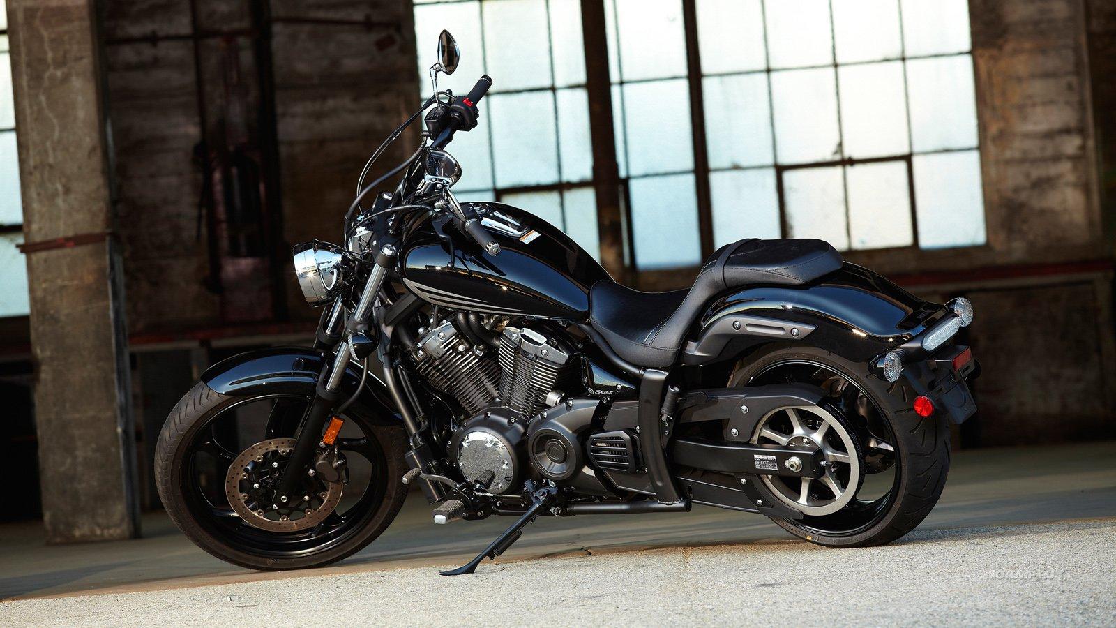Yamaha Stryker 2011 фото