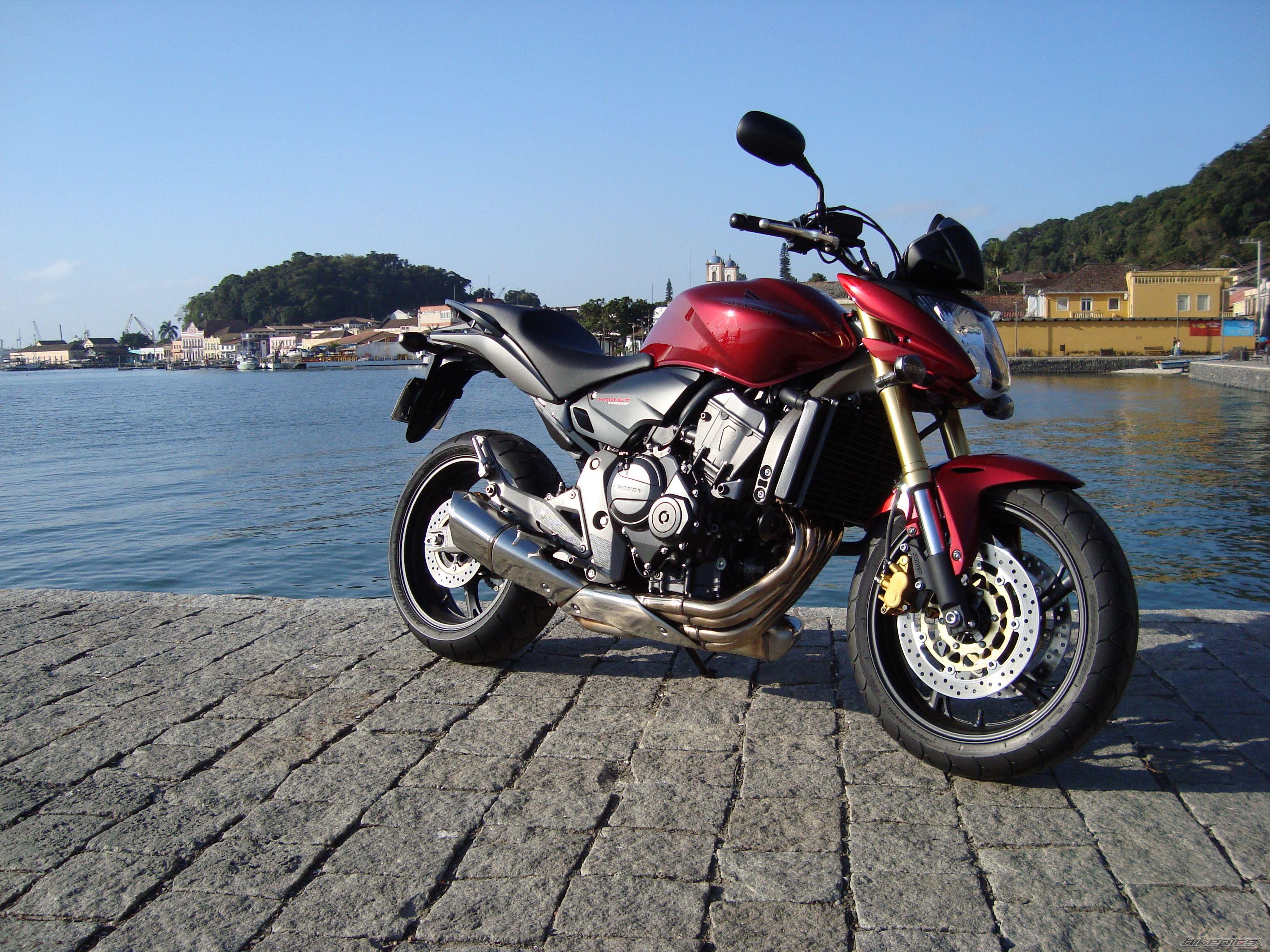 Honda cb 600, фото