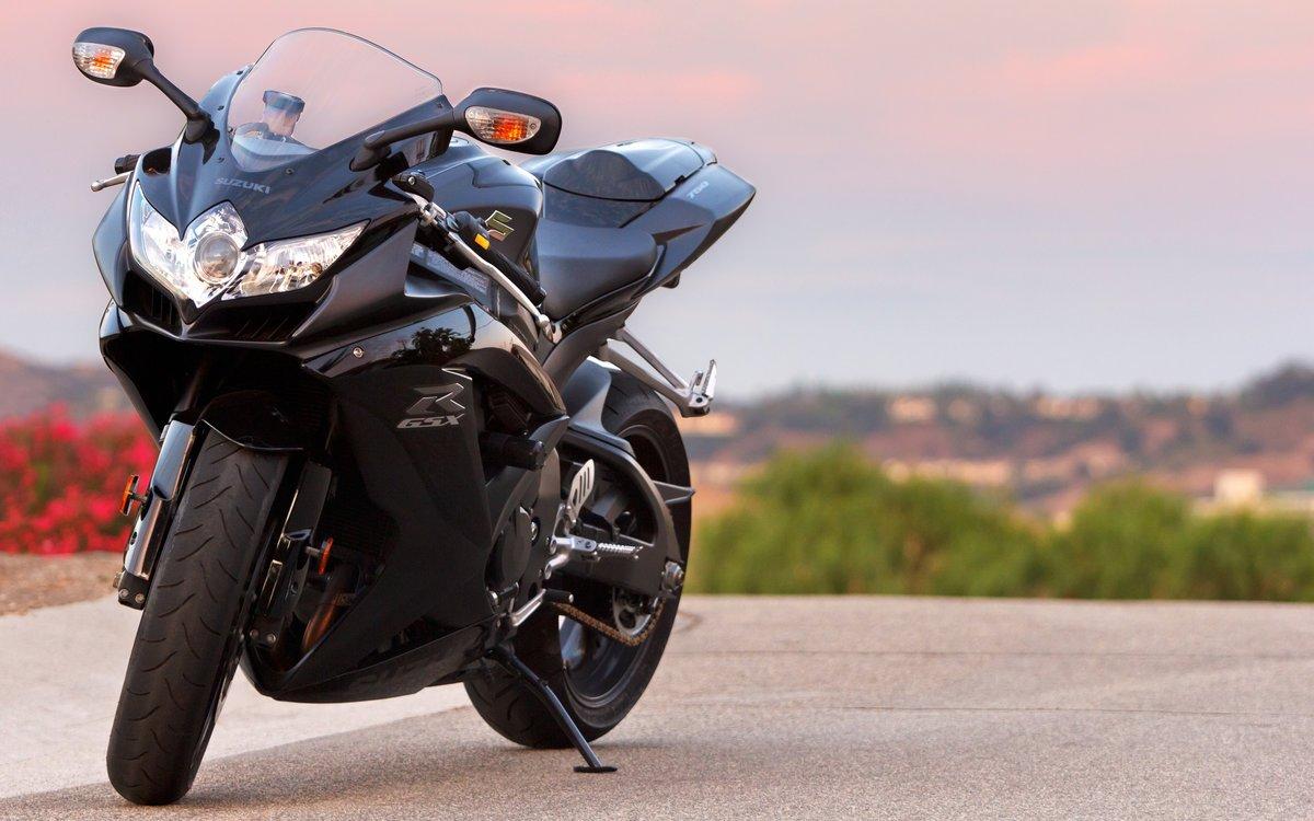 мотоциклы Сузуки, фото