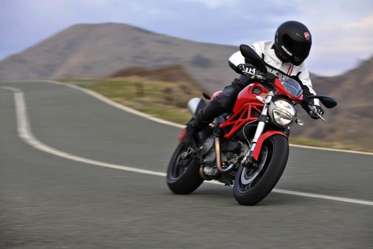 Мотоцикл Ducati Monster 1200