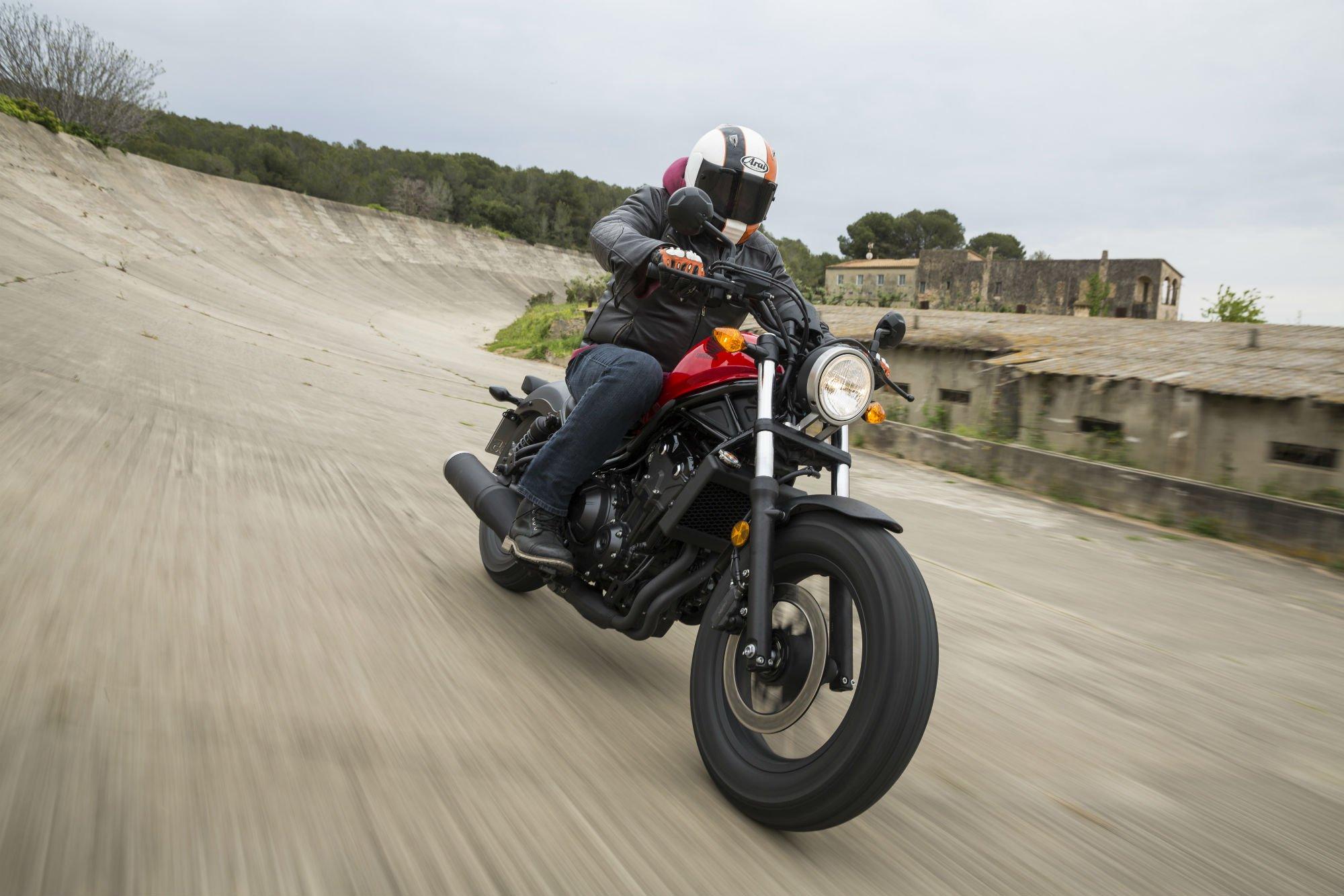 Мотоцикл Honda CMX500 Rebel