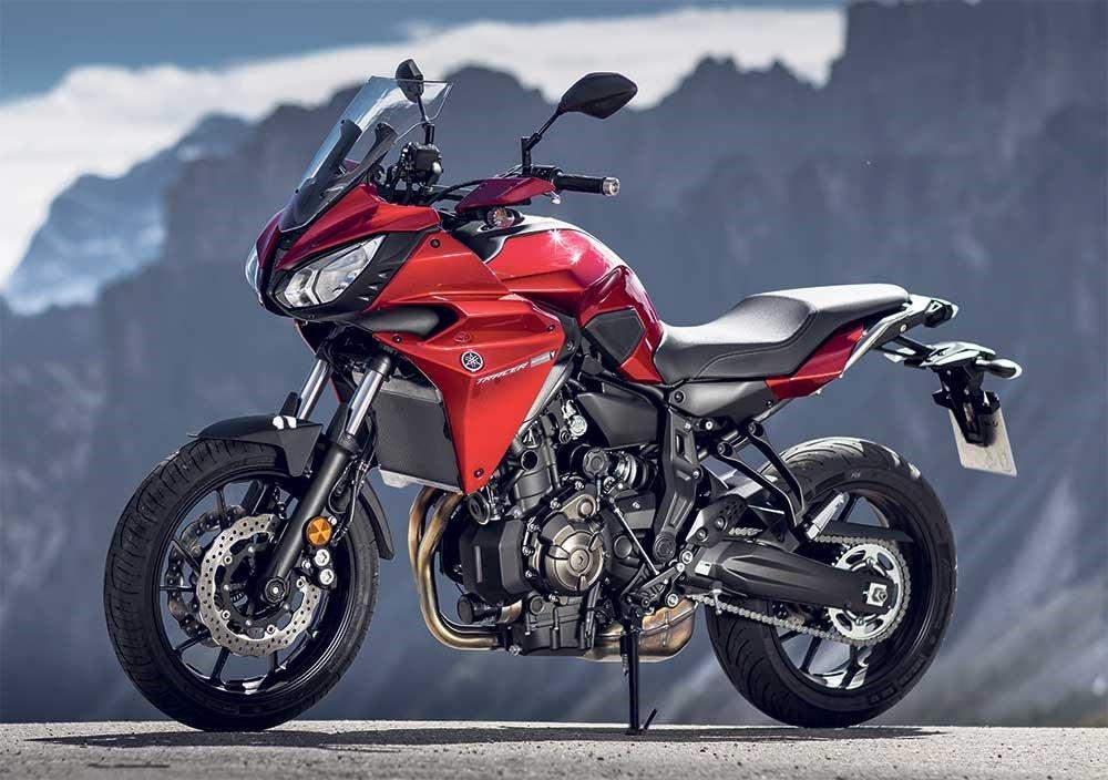 мотоцикл Yamaha Tracer 700