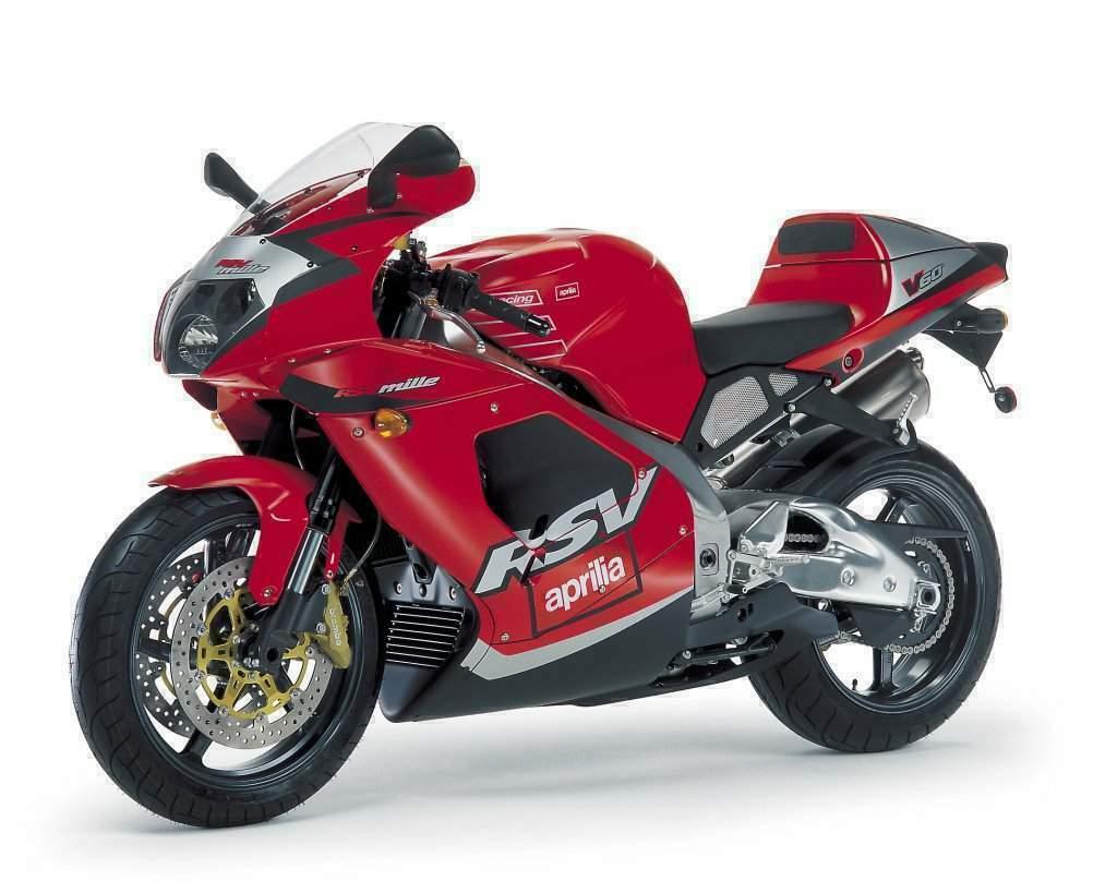 Aprilia RSV1000 Mille