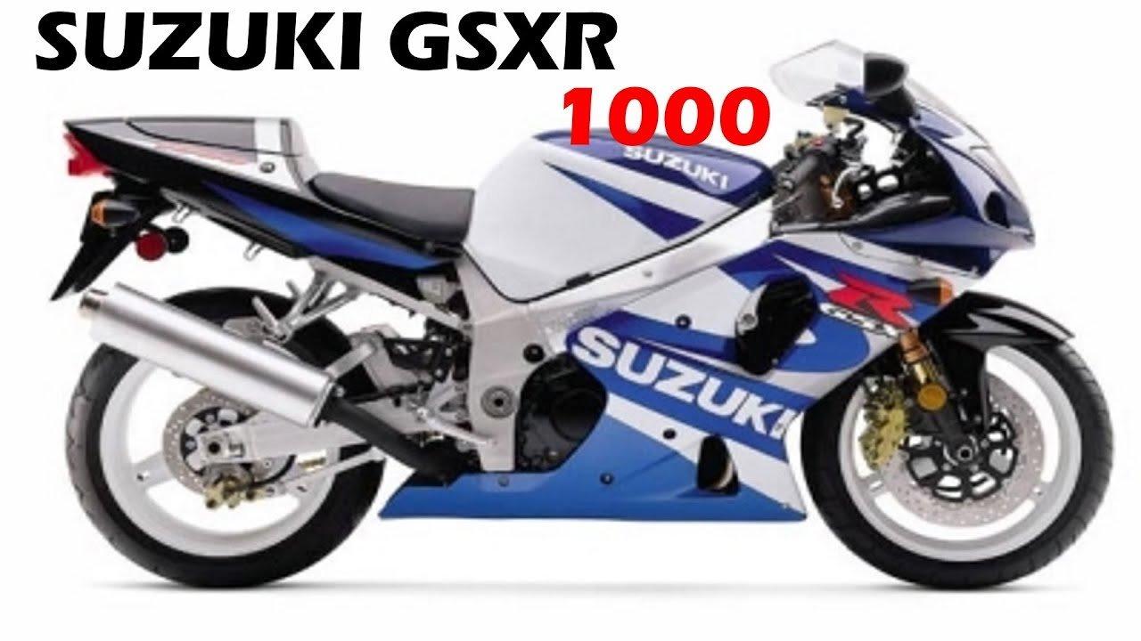 Suzuki GSX-R 1000 K1
