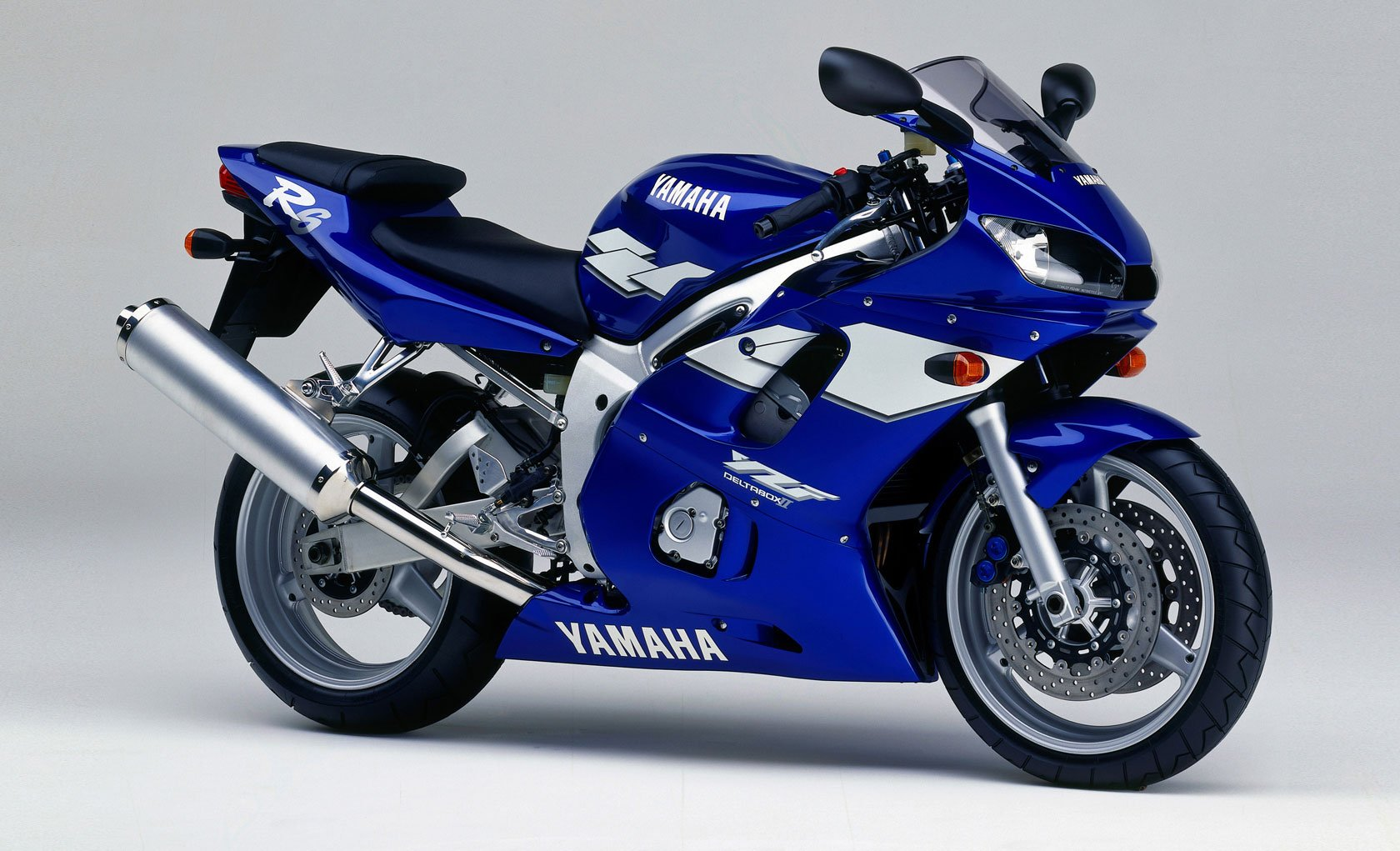 Спортивные мотоциклы до 600 кубов
