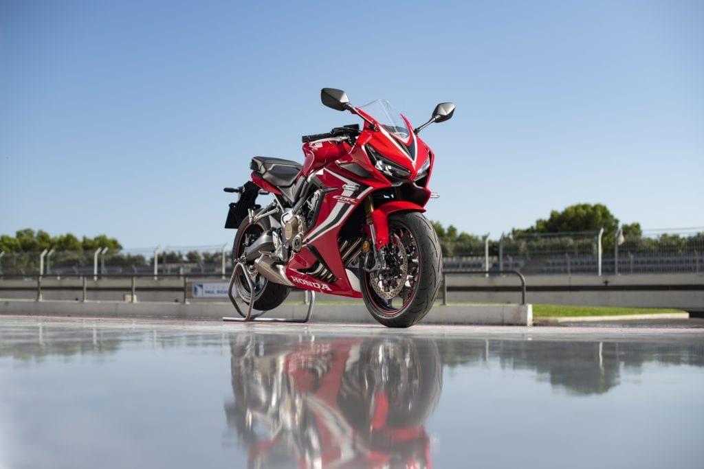 Honda CBR 650RR