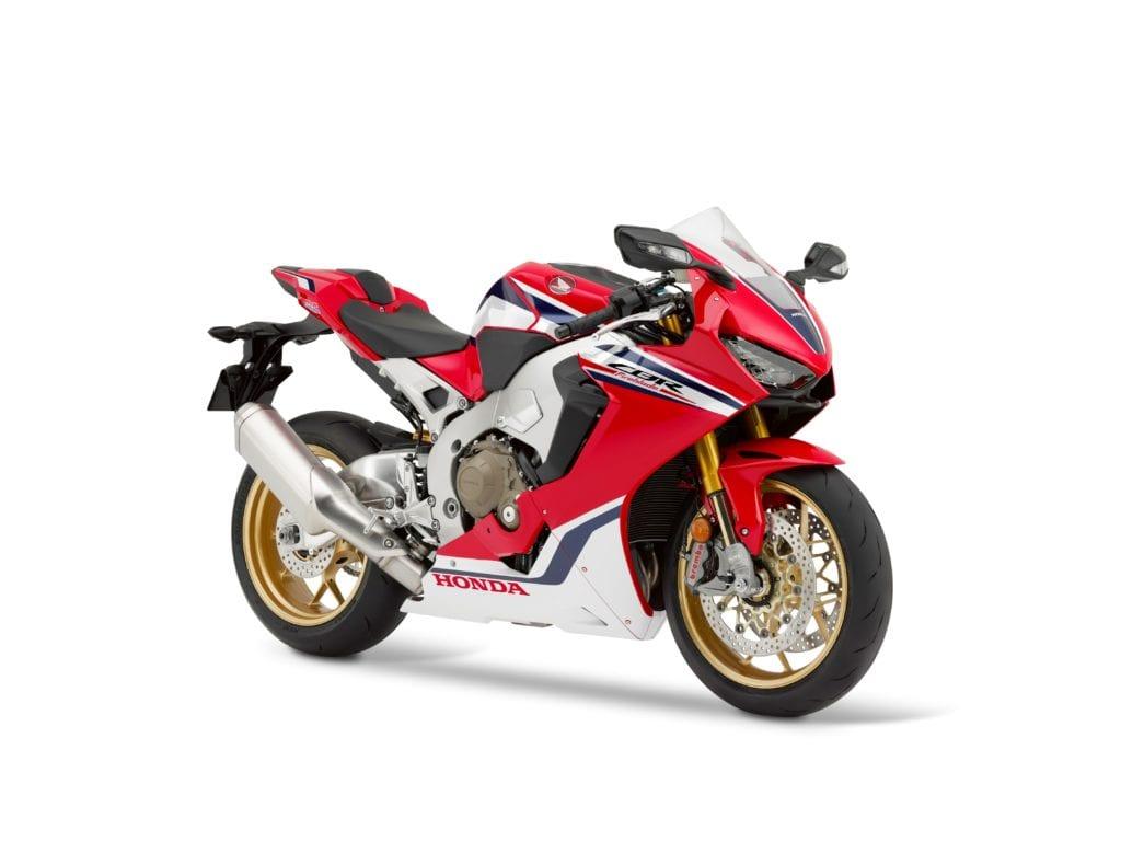 Honda Fireblade мотоцикл