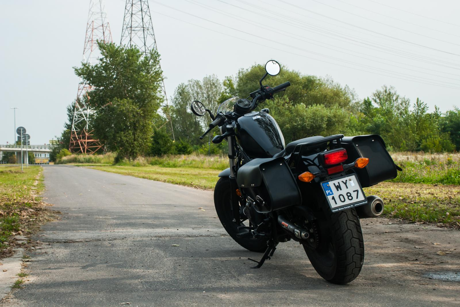 Honda Rebel CMX500
