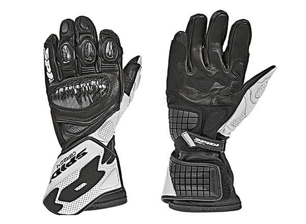 тест мото перчатки