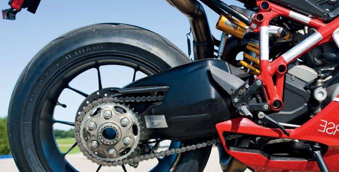 подвеска мотоцикла