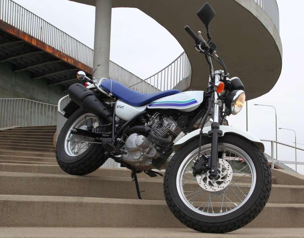 Suzuki Van Van