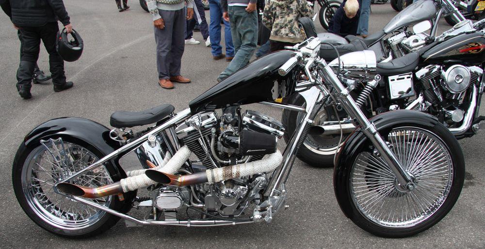 типы мотоциклов чоппер