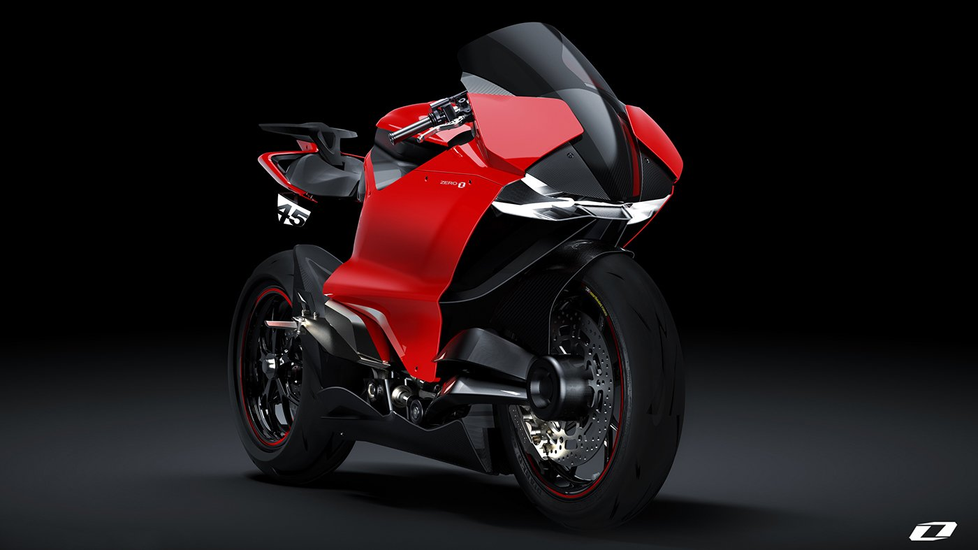 Электрический Ducati