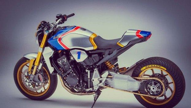 Honda CB1000R +