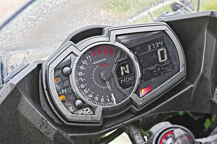 Kawasaki ZXR-400