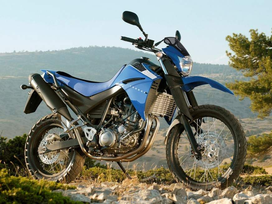 Yamaha XT660R эндуро