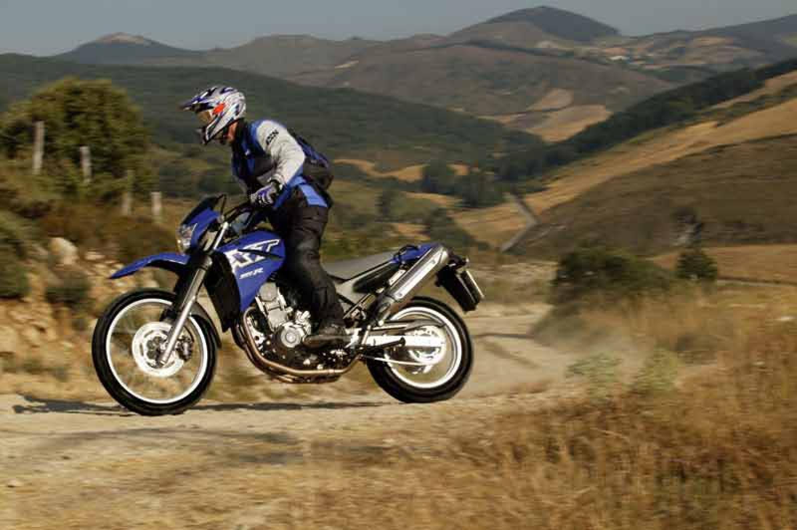 Yamaha XT660R мотоцикл