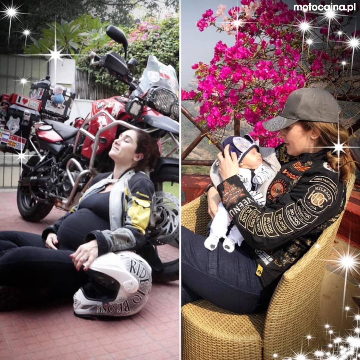 на мотоцикле по всему миру