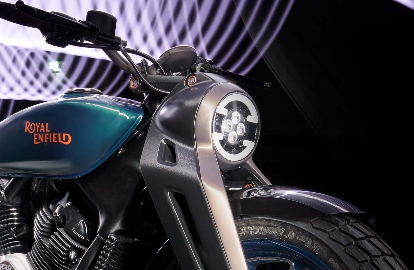 Royal Enfield мотоцикл