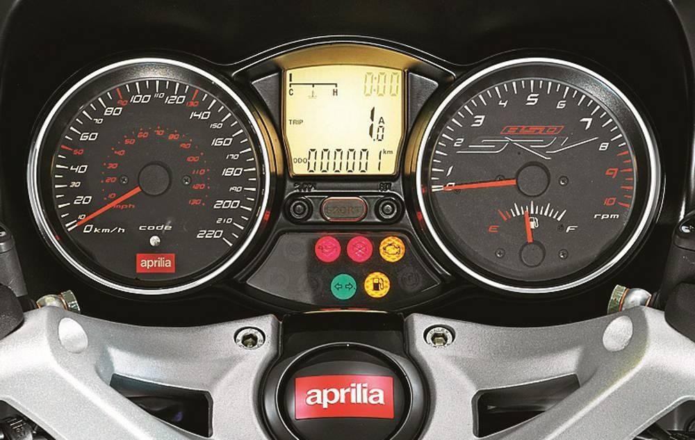 Aprilia SRV 850