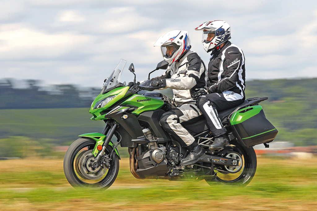 Kawasaki VS Yamaha