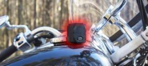 Противоугонная защита для мотоцикла - сигнализация