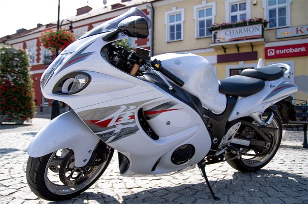 Мотоцикл Хаябуса