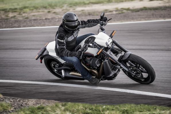Новый мотоцикл