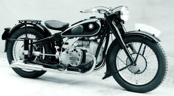 Мотоцикл Сахара