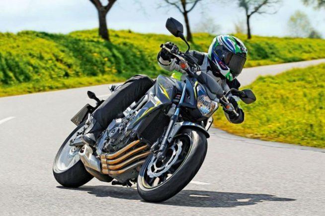 Мотоцикл Honda CB 650