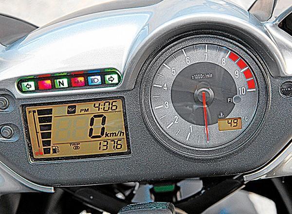 Спидометр Honda XL 700 V Transalp