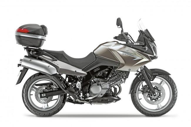 Внешний вид Suzuki V-Strom 650