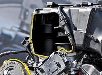 Впускной тракт мотоцикла