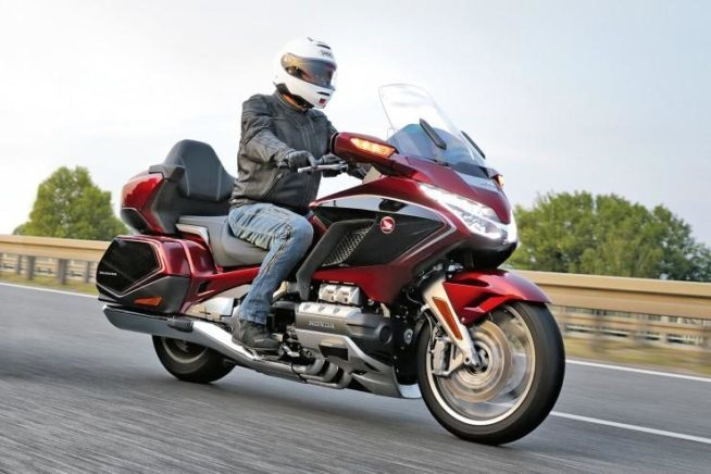 Мотоцикл Honda Gold Wing