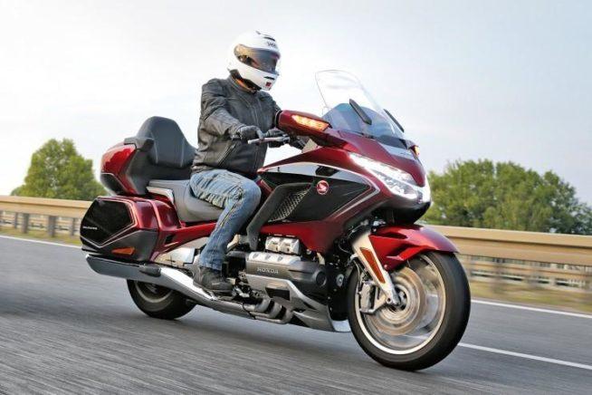 Мотоцикл Honda Gold Wing