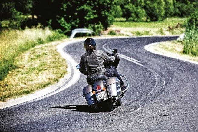 Заводские сундуки мотоцикла