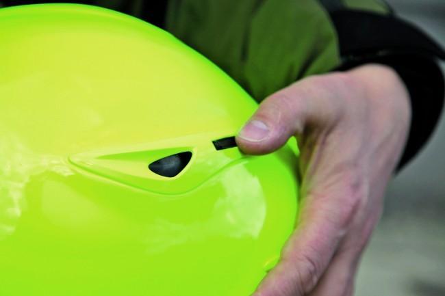 Вентиляции шлема Lazer