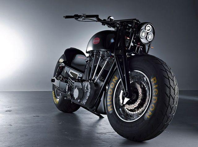 Самый большой мотоцикл