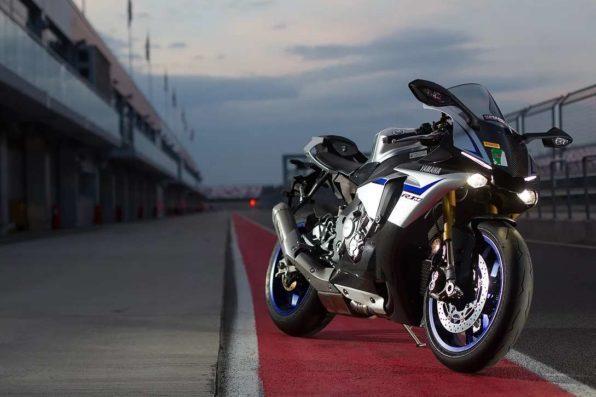 Мотоцикл Yamaha YZF