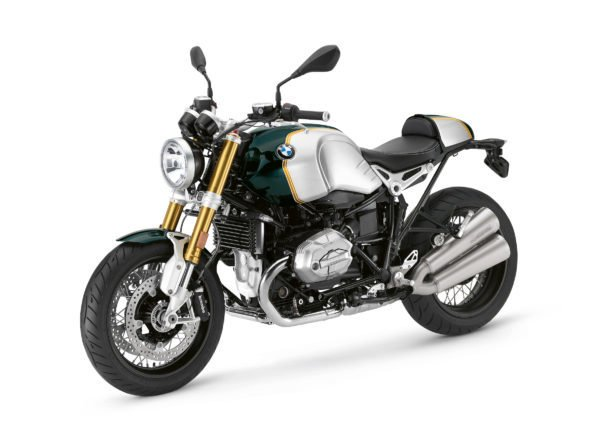 Мотоцикл из последней части