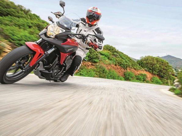 Мотоцикл Honda NC 750 X DCT