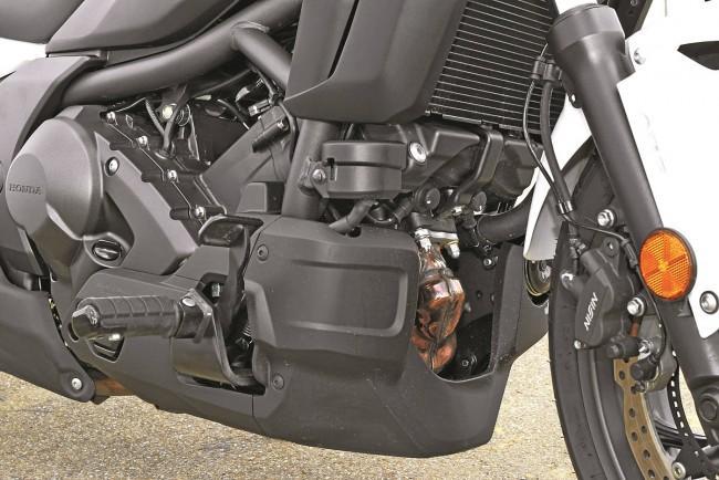 Трансмиссия мотоцикла