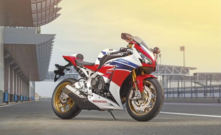 Honda CBR 1000 RR FireBlade SP