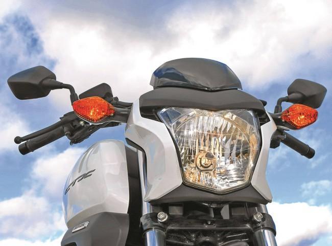 Мотоцикл Honda CTX