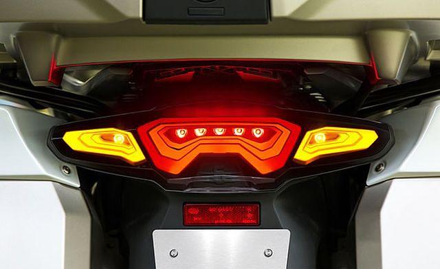 bmw мотоциклы LED освещение