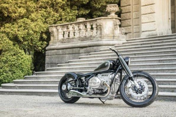 Мотоцикл от БМВ