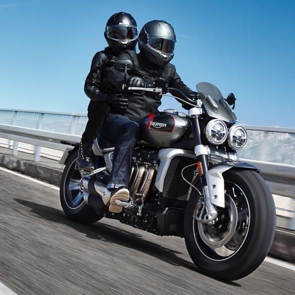 Новый мотоцикл Rocket 3 R